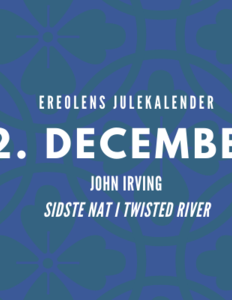 sidste nat i twisted river - julekalender grafik