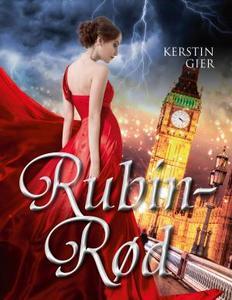Kerstin Gier: Rubinrød : kærlighed går gennem alle tider
