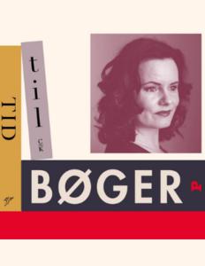 Coverbillede til artikel om nyt dansk bogmagasin
