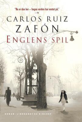 Carlos Ruiz Zafón: Englens spil